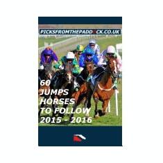 60 Jumps Horses to Follow 2015 - 2016 - Carte in engleza