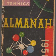 (C7325) ALMANAH STIINTA SI TEHNICA 1958