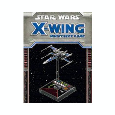 Star Wars X-Wing Miniatures Game: T-70 X-Wing Expansion Pack - Carte in engleza