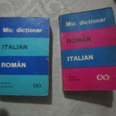 Doua Dictionar Altelee anul 1971