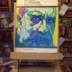 "Nicolae Iorga - Studii literare vol. I ""A4286"""