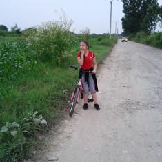 Bicicleta copii DHS 24