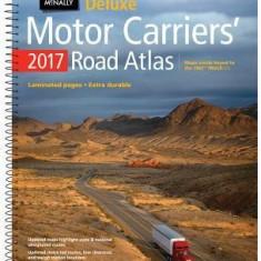 Deluxe Motor Carriers' Road Atlas - Harta Rutiera
