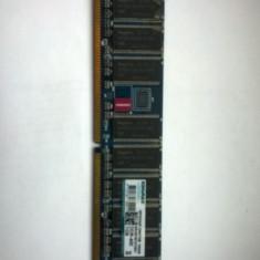 Memorie PC desktop RAM DDR1 SDRAM 1Gb 400MHz KINGMAX - Memorie RAM