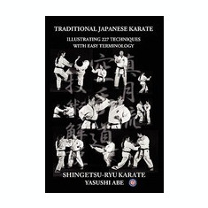 Traditional Japanese Karate - Carte in engleza