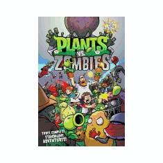 Plants Vs Zombies Boxed Set - Carte in engleza