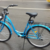 """CITADINNE 26"""" ( DHS 2636 ) - Bicicleta de oras DHS, 20 inch, 28 inch, Numar viteze: 7"""