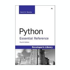 Python Essential Reference - Carte in engleza