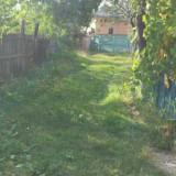 Teren si casa batraneasca la tara - Casa de vanzare