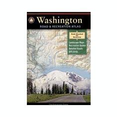 Washington Road & Recreation Atlas - Harta Rutiera