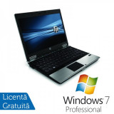 HP EliteBook 2540p, Intel Core i7 640LM, 2.13GHz, 4Gb DDR3, 160Gb SATA, DVD-RW, 12 inch LED-backlight + Windows 7 Professional - Laptop HP