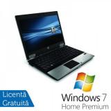 HP EliteBook 2540p, Intel Core i7 640LM, 2.13GHz, 4Gb DDR3, 160Gb SATA, DVD-RW, 12 inch LED-backlight + Windows 7 Home Premium - Laptop HP