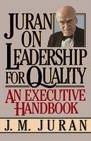 Juran on Leadership for Quality foto