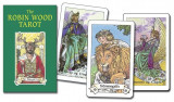 The Robin Wood Tarot the Robin Wood Tarot [With 56 Page Instruction]