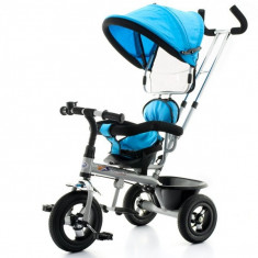 Tricicleta EURObaby T306 - Albastru - Tricicleta copii
