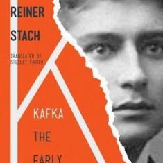 Kafka: The Early Years - Carte in engleza