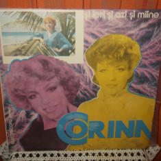 -Y- CORINA CHIRIAC - SI IERI SI AZI SI MAINE DISC VINIL LP - Muzica Pop