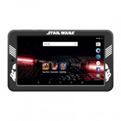 Tablete E-Star Beauty Star Wars 7 Inch Cortex A7 Quad Core 512 MB RAM 8 GB Flash Wi-Fi Android 5.1 Negru