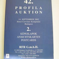Catalog  de  licitatie  42/2.  Profila  Auktion