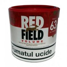 Tutun Red Field Volumen 30 g pentru foite rulat sau tuburi injectat