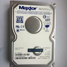 HDD harddisk desktop Seagate MaXLine Plus II 250GB Internal 7200RPM SATA I 8 Mb - Hard Disk Maxtor