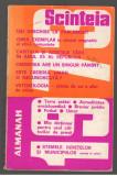 (C7316) ALMANAH SCANTEIA 1973