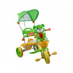 Tricicleta ARTI 290C - Verde - Tricicleta copii