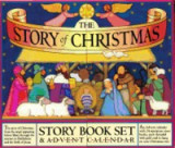 The Story of Christmas Story Book Set & Advent Calendar [With 24 Miniature Story Books]