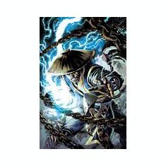 Mortal Kombat X, Volume 2 - Carte in engleza