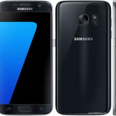 Samsung Galaxy S7 G930F 32GB Black Sigilat Nou - Telefon Samsung, Negru, Neblocat, Single SIM