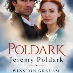 Jeremy Poldark: A Novel of Cornwall, 1790-1791 - Carte in engleza