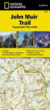 John Muir Trail [Topographic Map Guide]