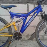Bicicleta Mountain Bike Shimano, 28 inch, 26 inch, Numar viteze: 21