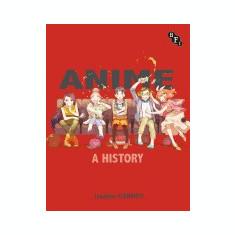 Anime: A History - Carte in engleza