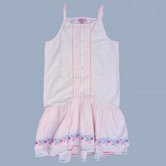 Rochie cu volane
