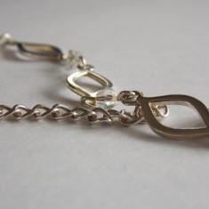 Bratara de argint cu zirconiu -1250 - Bratara argint