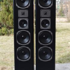 Boxe Quadral Taurin Mk III, Boxe podea, 121-160W