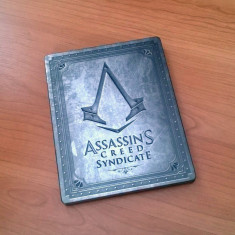 Steelbook - Assassin's Creed Syndicate ( steelbook din editia Big Ben ), rar