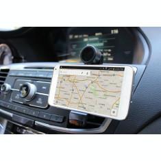 suport grila ventilatie  Universal  Auto negru  Car SUV Air Vent Holder GPS