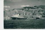 TRANSPORT NAVAL MARITIM  VAPORUL CRISTOFOR COLUMB, Circulata, Fotografie