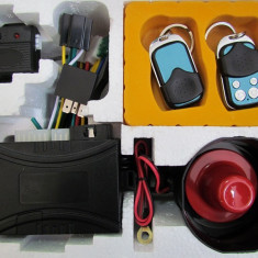 Alarma cu pornire MOTOR fara pager AL-TCT-2980
