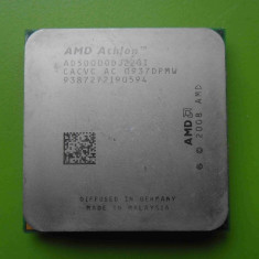 Procesor AMD Athlon 64 x2 5000+ Dual Core 2.2GHz socket AM2 0.045micron - Procesor PC AMD, AMD Dual Core, Numar nuclee: 2, 2.0GHz - 2.4GHz