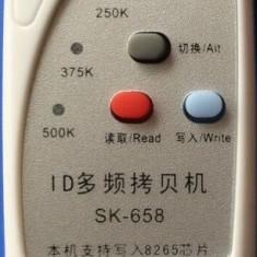 Copiator duplicator duplicate cartele tag card rfid Handheld RFID 4 frecvente