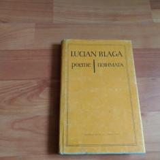 POEME - LUCIAN BLAGA
