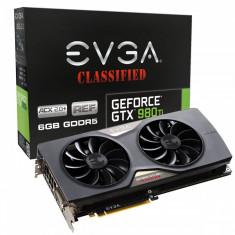 EVGA GTX 980 Ti Classified - Placa video PC