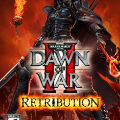 Warhammer 40, 000 Dawn of War II Retribution (Cod de activare pe STEAM) - Jocuri PC Thq, Actiune, 16+