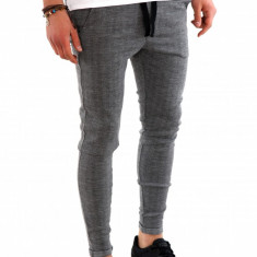 Pantaloni de trening gri - pantaloni barbati - COLECTIE NOUA - 7963, Marime: S, M, L, XL, Culoare: Din imagine