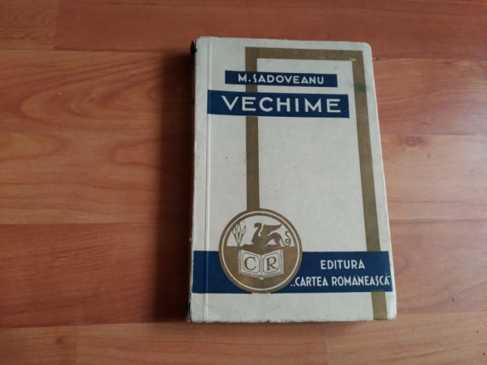 VECHIME-M. SADOVEANU foto mare