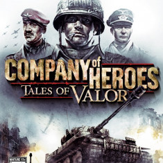 Company of Heroes: Tales of Valor (Cod de activare pe STEAM) - Jocuri PC Thq, Strategie, 18+