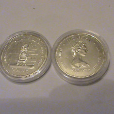 1 dollar Canada UNC 1977, America de Nord